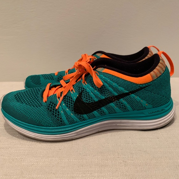 website for discount cheap for discount promo codes Women's Nike Flyknit One Lunar - Sz. 7.5